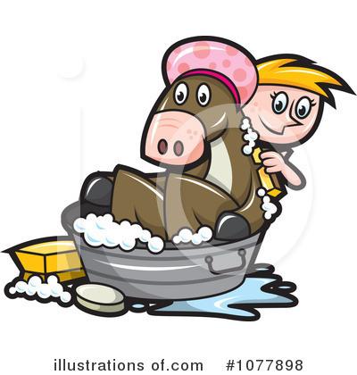 Bath clipart horse. Goofy laws why can