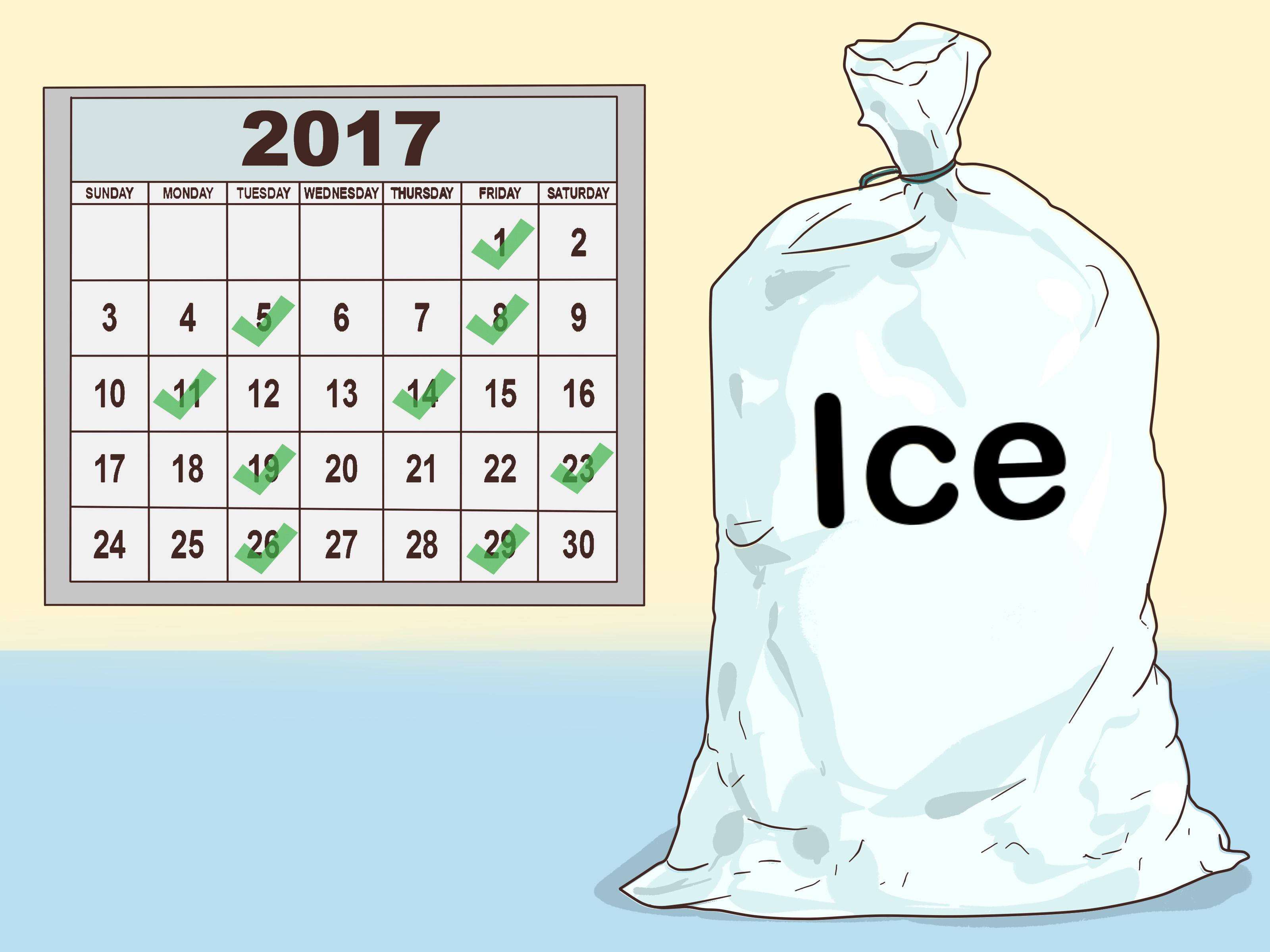 How to take an. Bath clipart ice bath