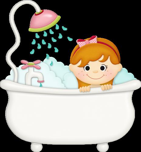 Calendar clipart kid. Jss squeakyclean girl tub
