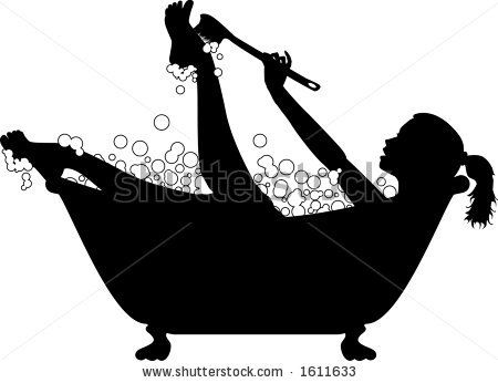 collection of clawfoot. Bath clipart old fashioned
