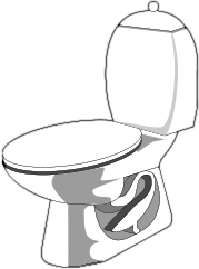Free bathroom pages of. Bath clipart toilet