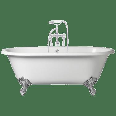 Bath clipart transparent background. Ornate freestanding png stickpng