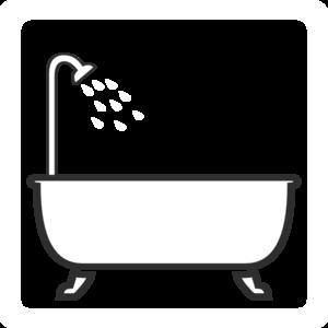 Free bathroom cliparts download. Bath clipart transparent background