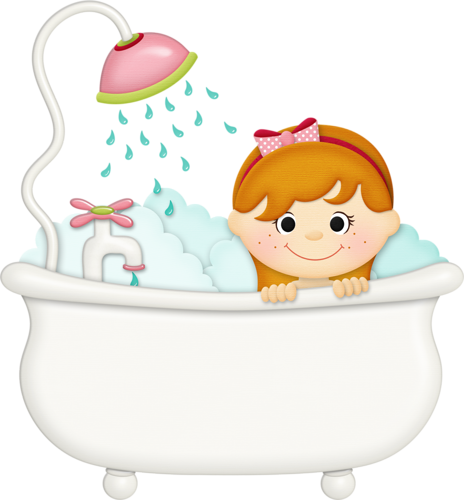 collection of tub. Bath clipart transparent background