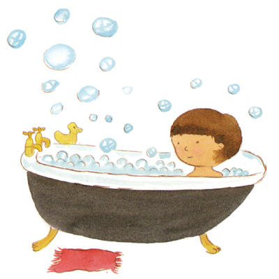 Bath clipart warm bath. Medical care for eb