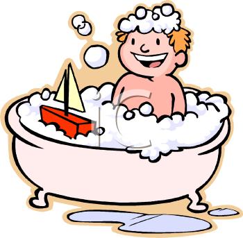 Take a clip art. Bath clipart