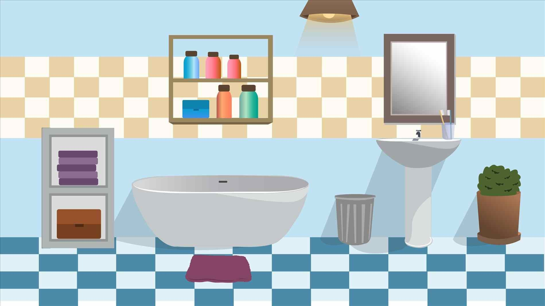 Bathroom clipart. New furniture ogahealth com