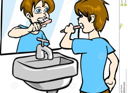 Clip art p illrts. Bathroom clipart