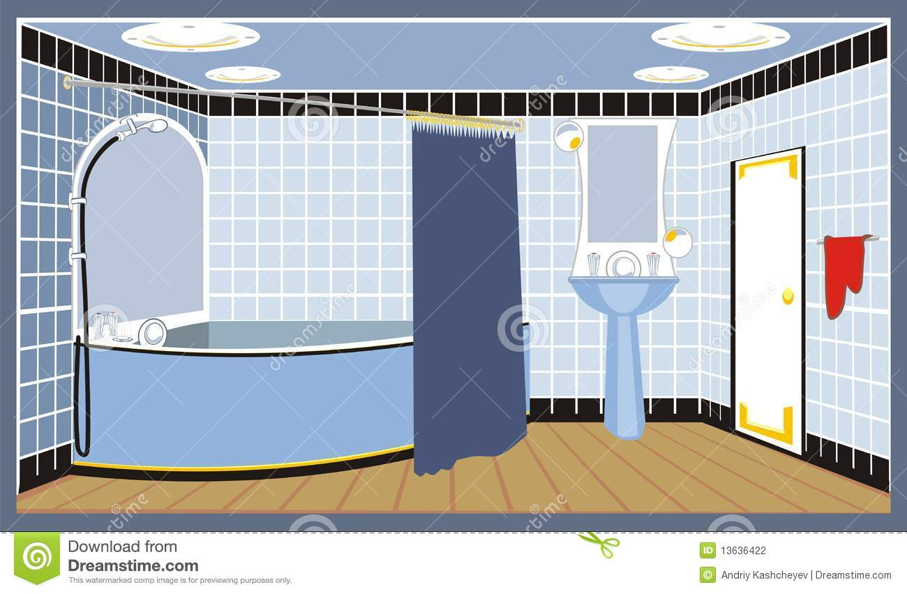 Clipart bathroom bathrom. New in simple blulynx