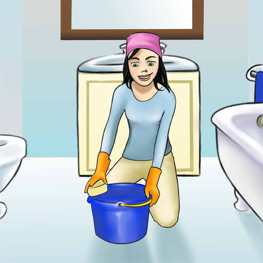 Clean clipart clean bathroom. Free remodel cliparts download