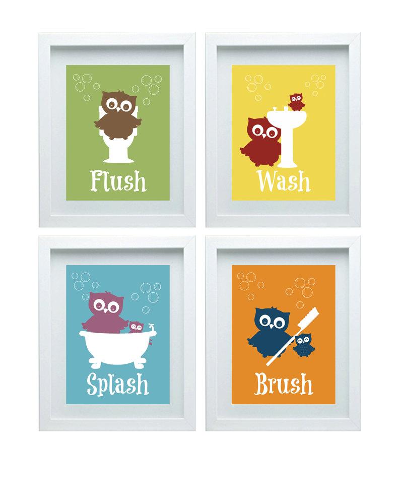 Rules art kids decor. Clipart bathroom bathroom wall