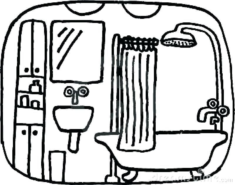 Collection of free download. Clipart bathroom bathrom