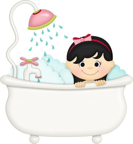 best bathroom images. Bath clipart