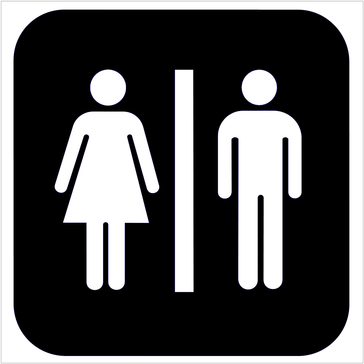 Free signs download clip. Clipart bathroom signage