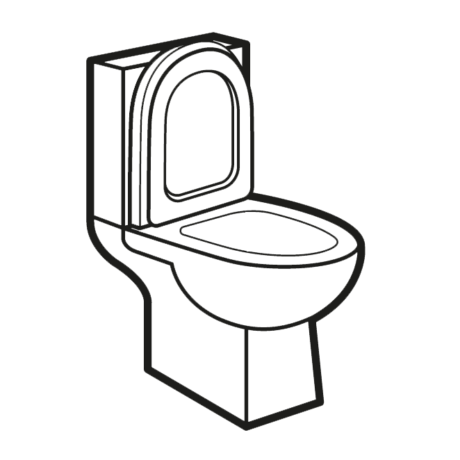 Clean clipart comfort room.  collection of toilet