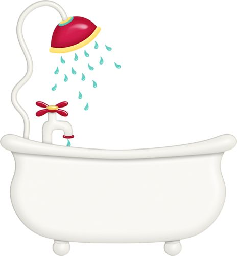best time images. Bath clipart