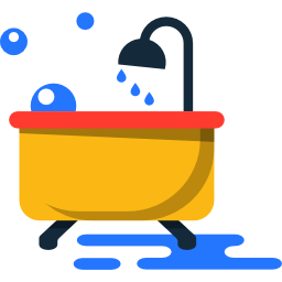 Bathtub clipart capacity. The best safety rails