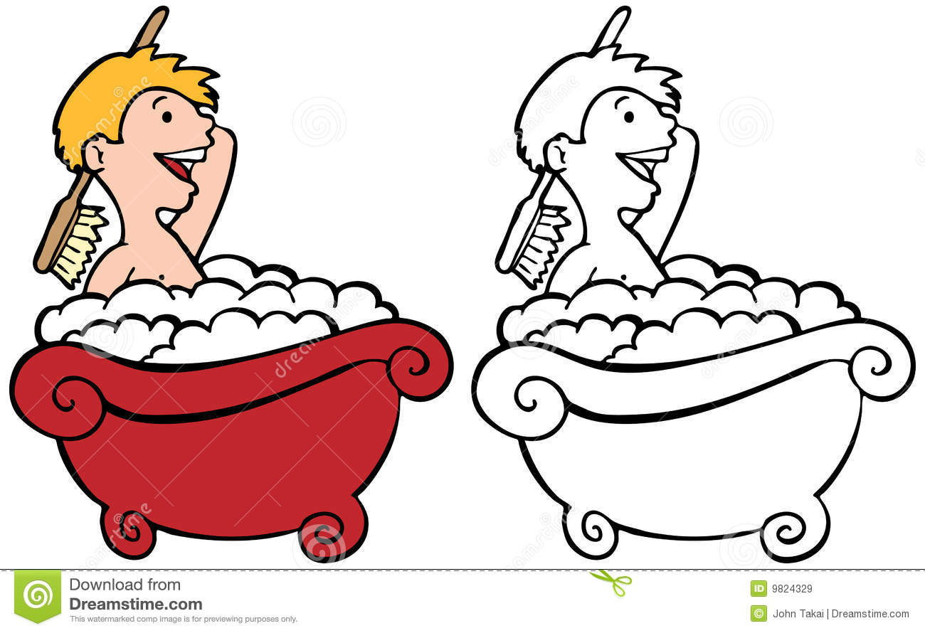 Bathtub clipart capacity. Baby in designs