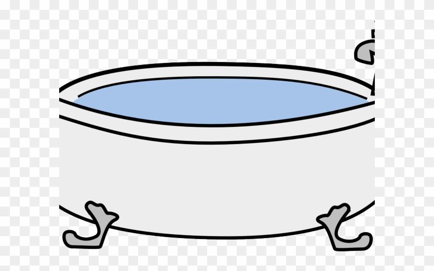 Png download pinclipart . Bathtub clipart cold bath