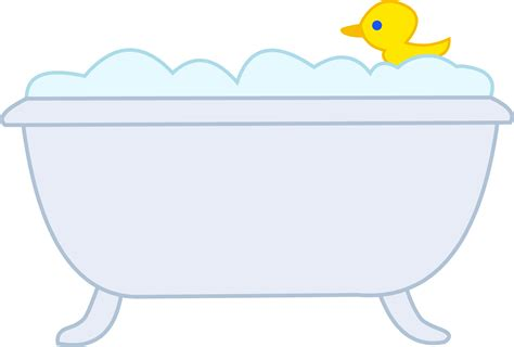 Bathtub clipart foam bath. Tub clip art fresh