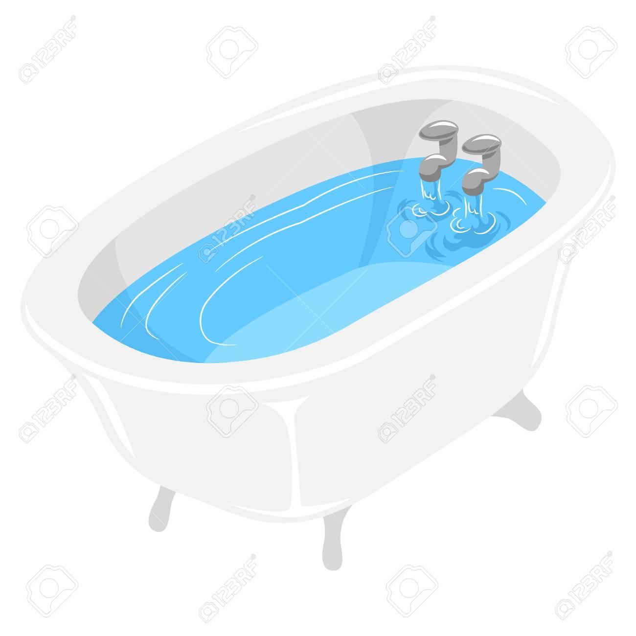 Free Bathtub Clipart tina, Download Free Clip Art on Owips.com