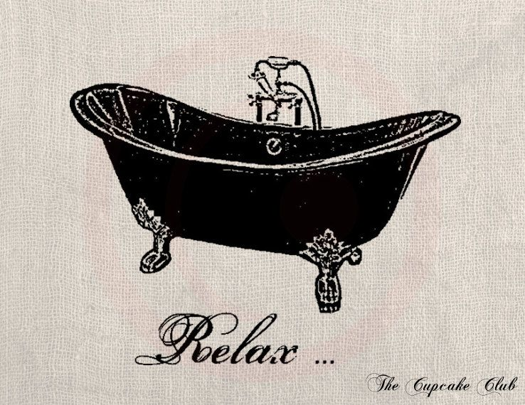 Bath clipart victorian. Bathtub silhouette buscar con