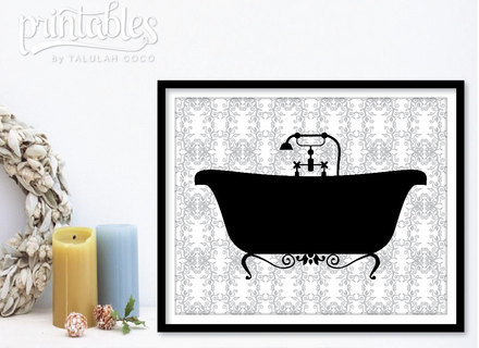 Bathtub suggest vozindependiente printable. Tub clipart vintage