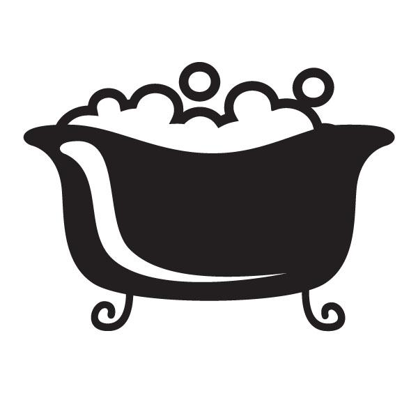 Bath clipart old fashioned. Vintage bathtub ideas clawfoot