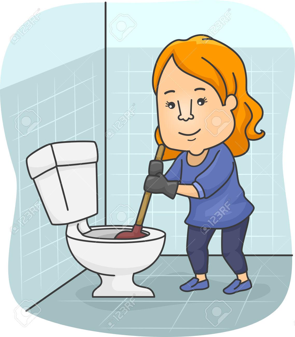 Bathtub scrub pencil and. Clean clipart clean bathroom