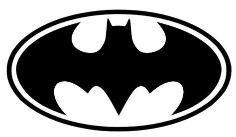 Bat signal free man. Bats clipart batman