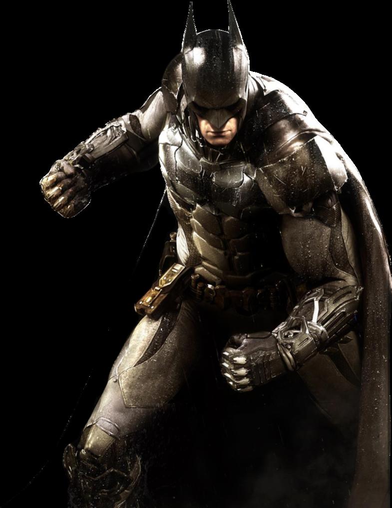Render by ashish kumar. Batman clipart batman arkham knight