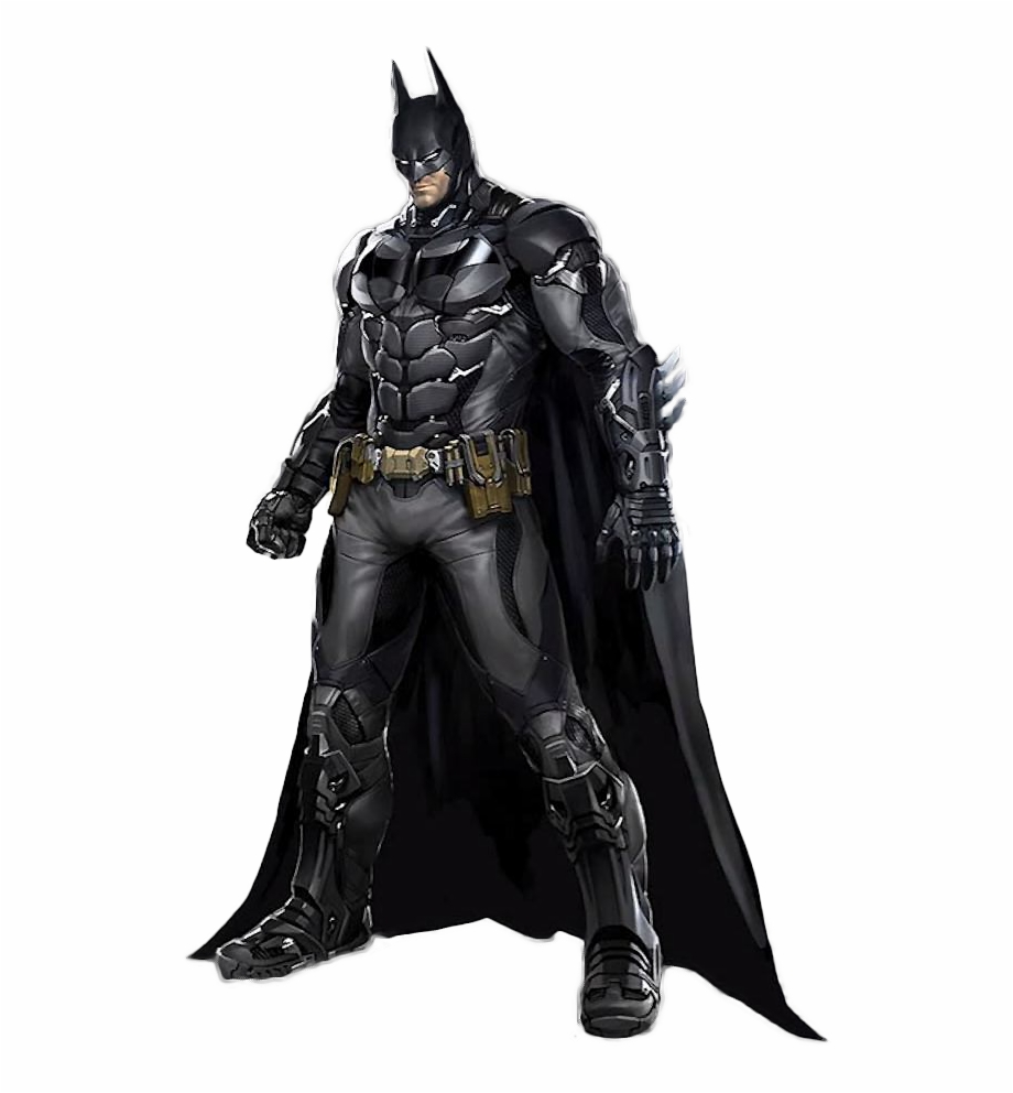 Batman clipart batman arkham knight. No caption provided png