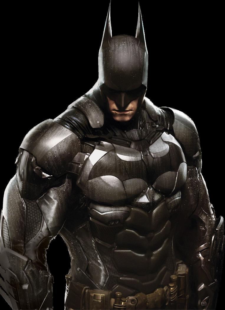Batman clipart batman arkham knight. Render by amia on