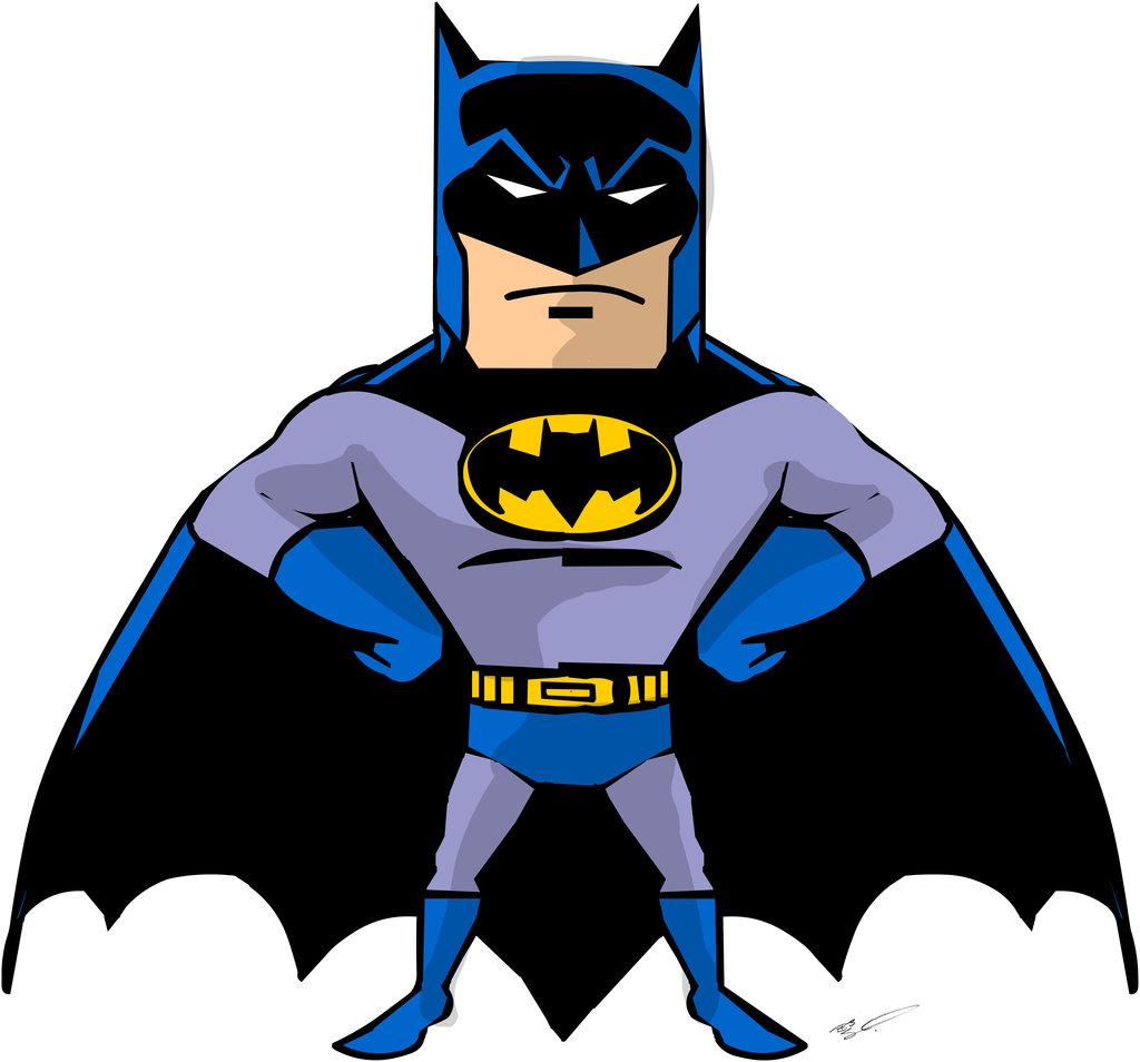 Batman clipart batman body. Cartoon by orlock on