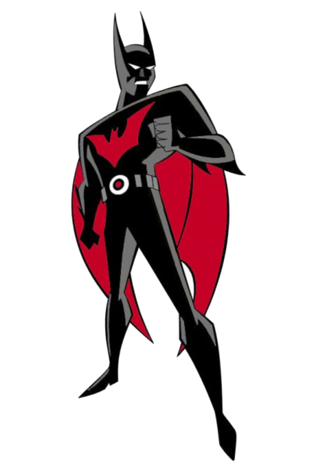 Batman clipart batman costume. Bad red clip art