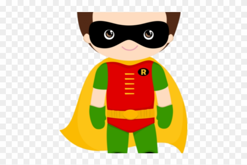 Superhero robin and . Batman clipart batman costume