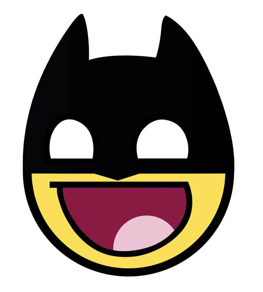 Batman clipart batman face. Image awesome png assassin