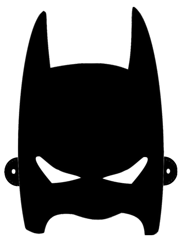 Batman png transparent images. Mask clipart bat