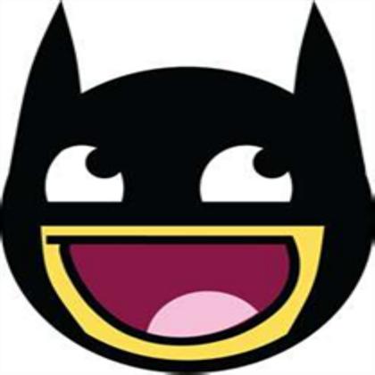Batman clipart batman face. Epic roblox