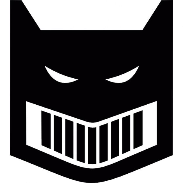 Batman clipart batman head. Mask icons free download