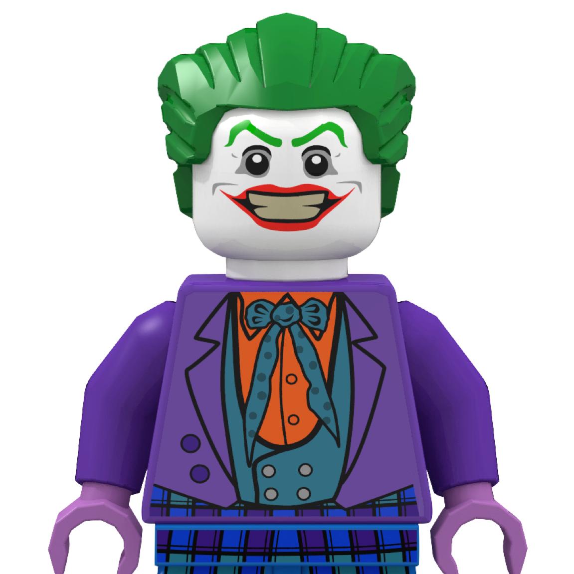 Batman clipart batman joker. Lego movie villain designs