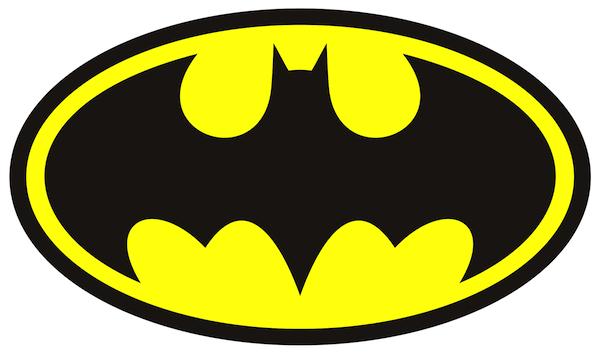 Superhero printables free and. Batman clipart batman sign