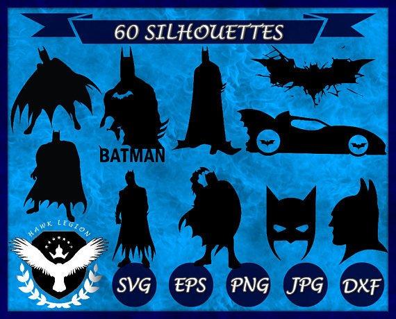 svg. Batman clipart batman silhouette