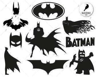 Batman clipart batman silhouette. Lego svg etsy cowl