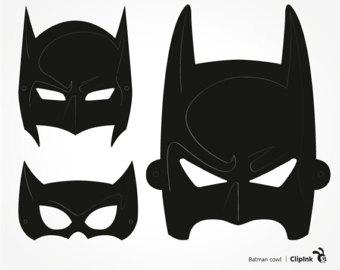 Mask download. Batman clipart batman silhouette