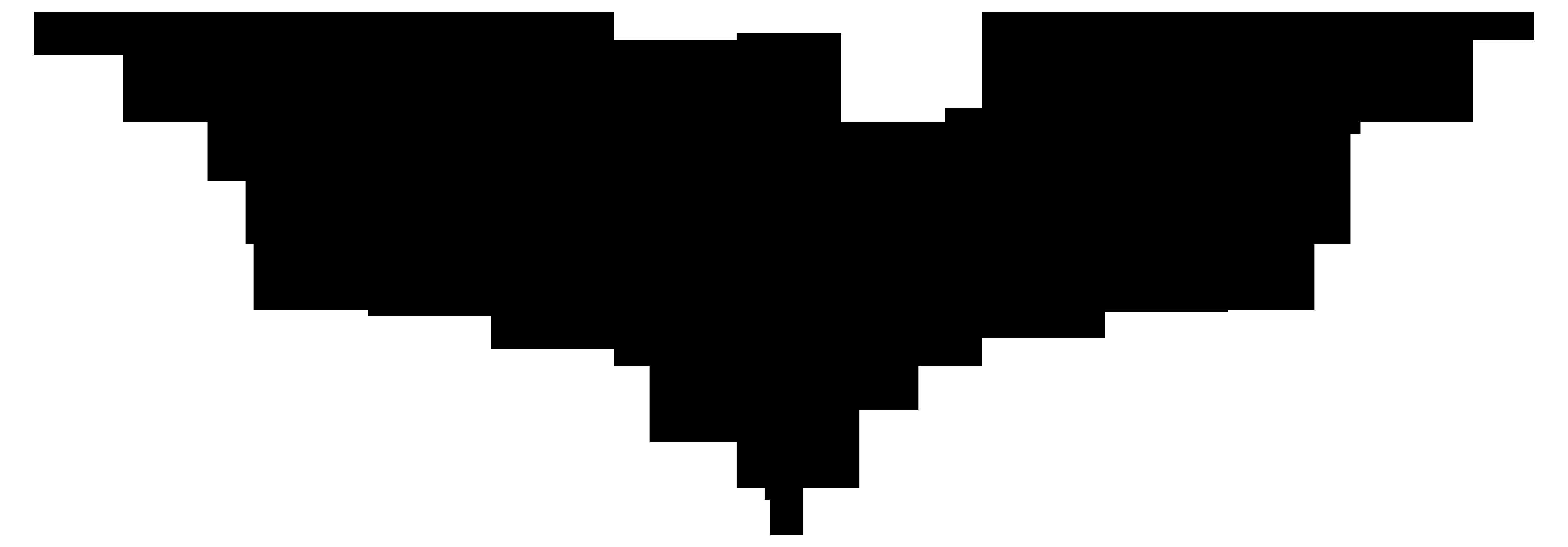 Batman clipart batman silhouette. Logo various comics png