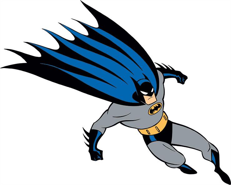 Coming soon mini hero. Batman clipart batman the animated series