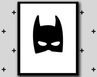 Batman clipart batman word. Printable superhero artwork in