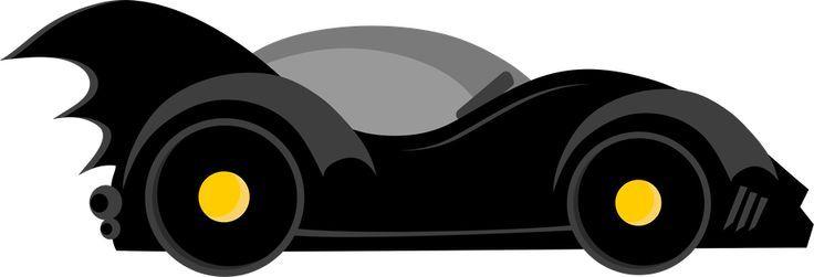Image result for pinterest. Batman clipart batmobile