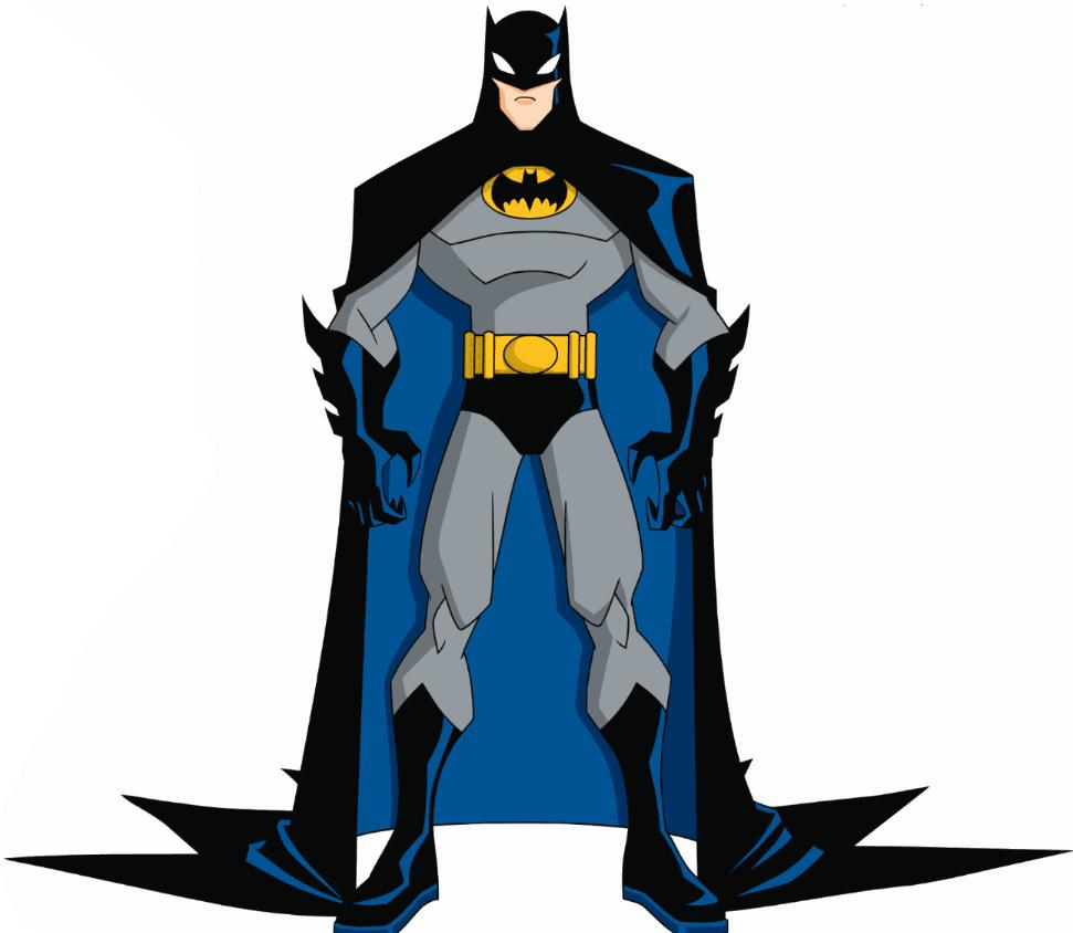 Batman clipart blue batman. Image tb png animated